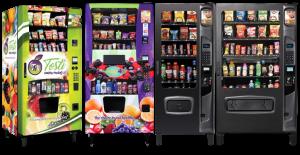 vending machines raleigh